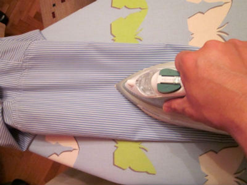 Como planchar camisas fácilmente
