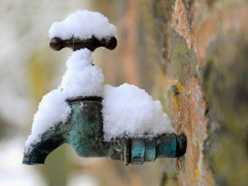 Descongelar tuberías