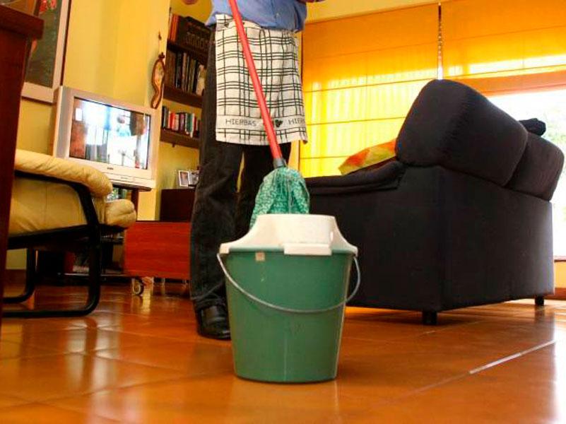 Los empleados del hogar se equiparan al resto de colectivos